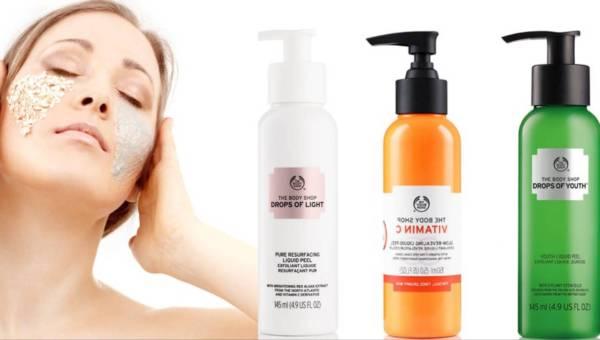 Liquid Peel – Rewolucja w oczyszczaniu skóry od The Body Shop