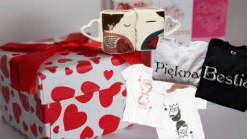 Prezenty dla par idealne na Walentynki!
