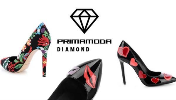 Przywitaj wiosnę! Szpilki z haftami i naszywkami z kolekcji Diamond Primamoda