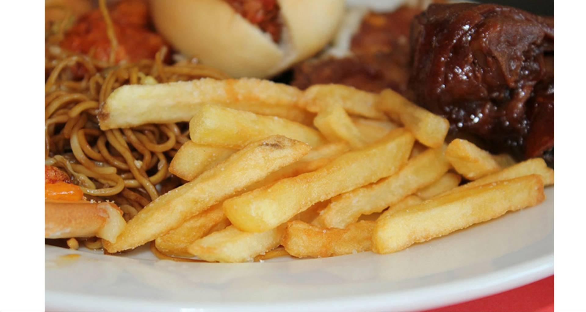 rakotwórcze jedzenie