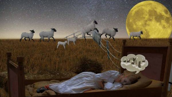 Aromaterapia na bezsenność