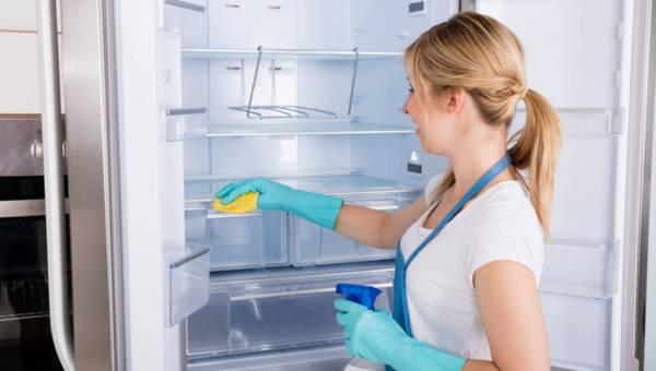 Czyszczenie lodówki – jak często należy ją myć i jakimi środkami?