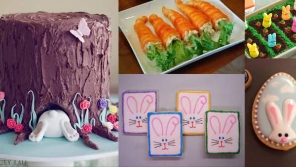 Pomysły na desery wielkanocne dla dzieci! Galeria inspiracji