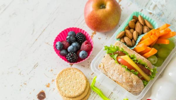 Dieta na stres: produkty, które działają uspokajająco
