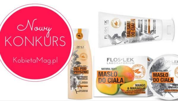 Konkurs: Pachnąca wiosna z kosmetykami Natural Body marki FLOSLEK Laboratorium