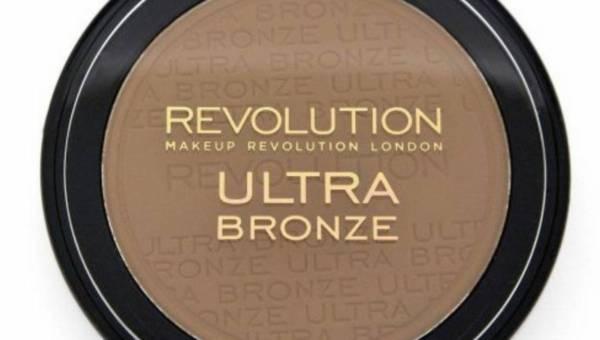 MAKEUP REVOLUTION LONDON, puder brązujący Ultra Bronze
