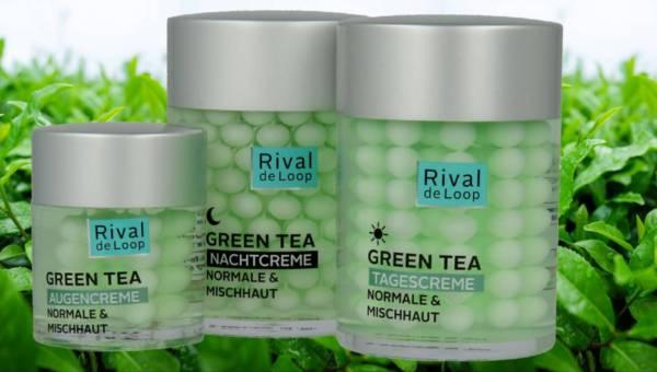 Kosmetyki z zieloną herbatą – zafunduj swojej skórze wiosenne odświeżenie!