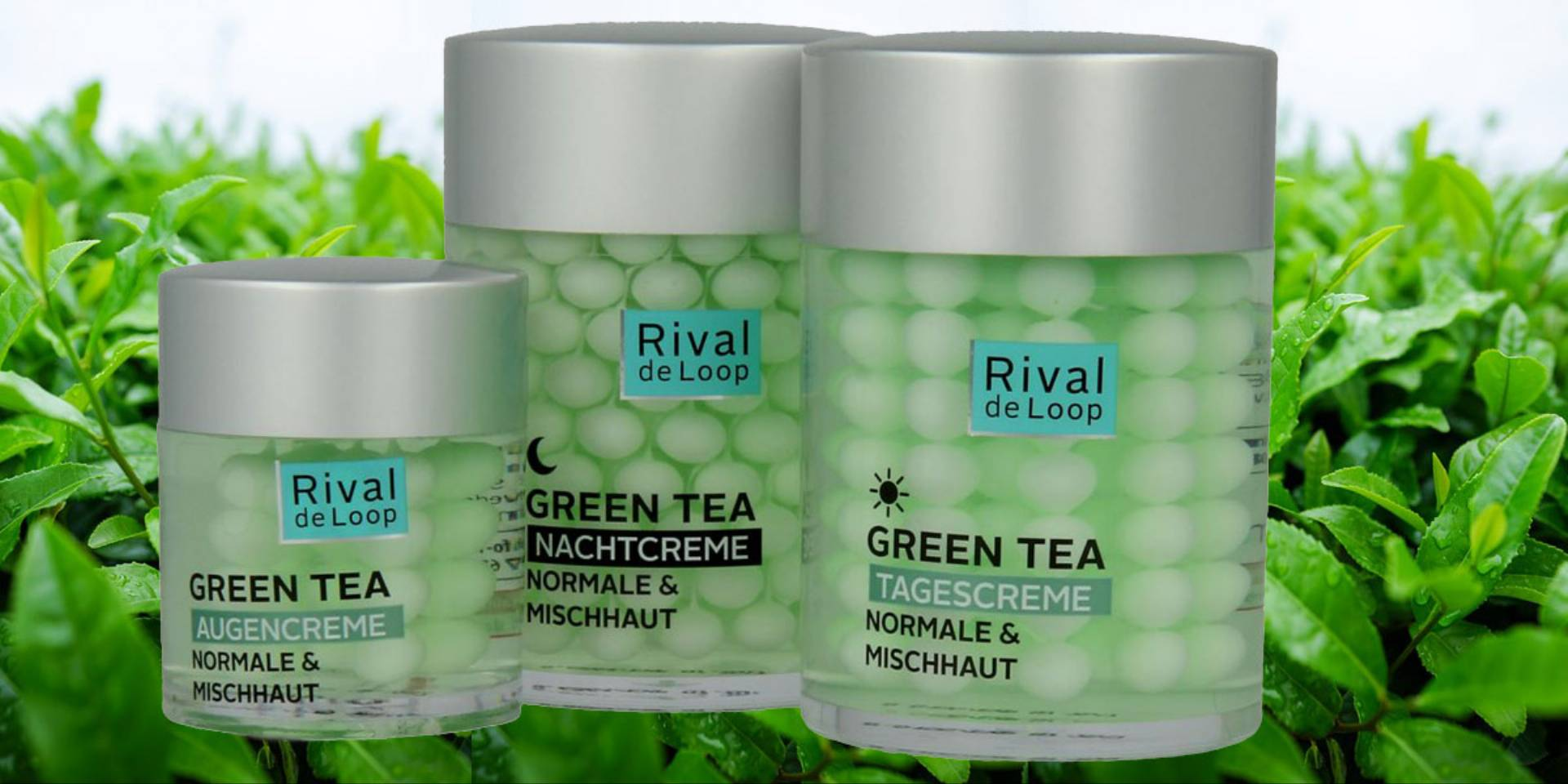 kosmetyki z zieloną herbatą