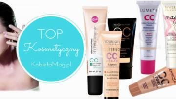 Top kosmetyczny: najlepsze kremy CC ranking. Must have na wiosnę zamiast podkładu