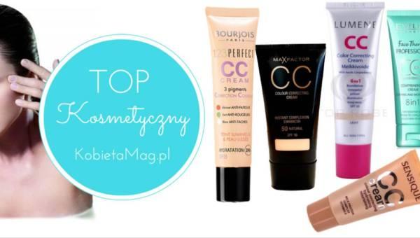 Top kosmetyczny: najlepsze kremy CC na wiosnę zamiast podkładu