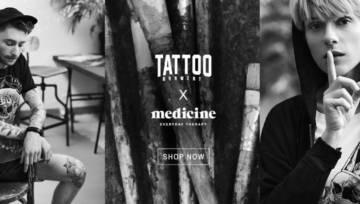 Kolekcja Medicine x Tattoo Konwent 2017