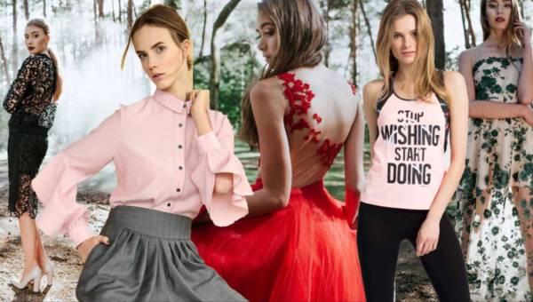 """Moda wiosna 2017 – 5 obowiązkowych """"must have"""" na tę porę roku"""
