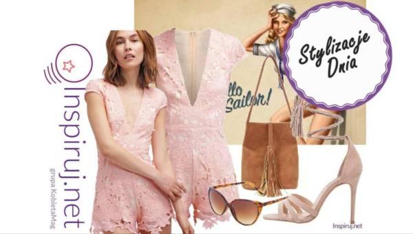 Modne stylizacje dnia z Inspiruj.net – Wiosenne koronki