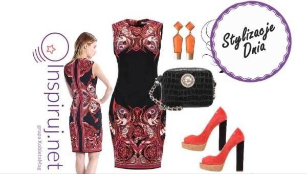 Modne stylizacje dnia z Inspiruj.net – ozdobne wieczorowe sukienki