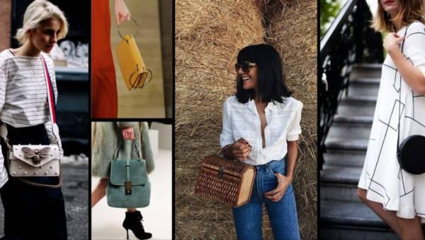 Modne torebki na wiosnę 2017 – poznaj 5 ciekawych trendów!