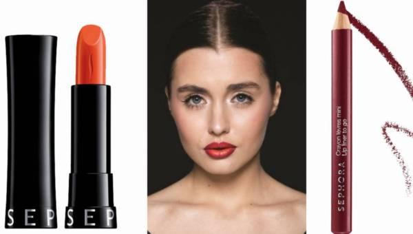 Jak wykonać makijaż ombre na ustach