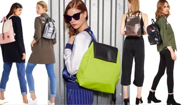 Redakcyjny przegląd: Modne plecaki damskie – alternatywa dla tradycyknej torby