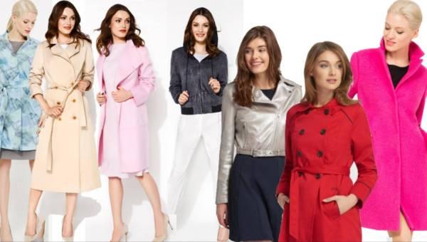 Okrycia wierzchnie na wiosnę 2017 – przegląd kurtek i płaszczy