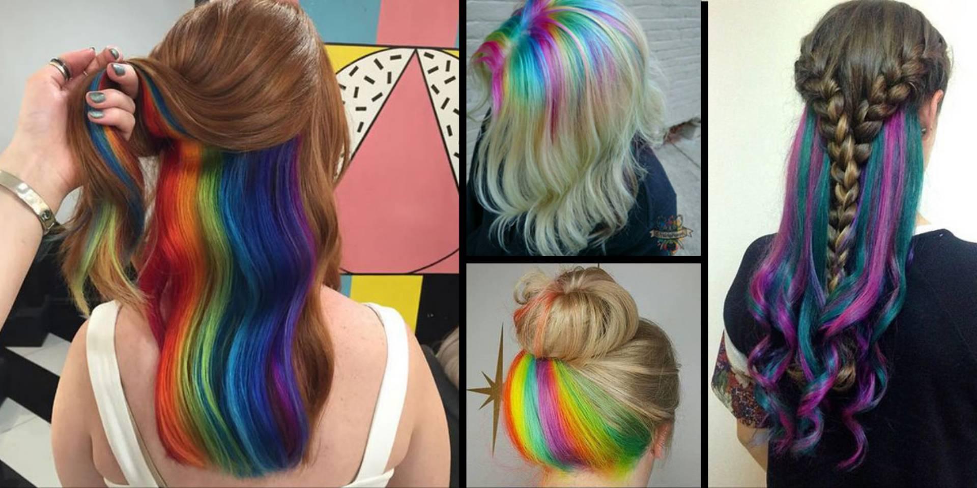 rainbow roots