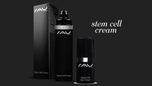 Testowane i polecane: RAU Cosmetics, Stem Cell Cream – luksusowy krem przeciwstarzeniowy z Argireline® i komórkami macierzystymi