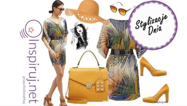 Modne stylizacje dnia z Inspiruj.net – Mozaika kolorów