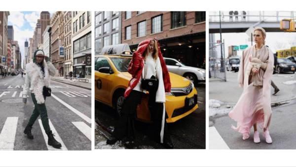 Odtwórz stylizacje polskich blogerek Maffashion i Jessici Mercedes na NY Fashion Week!
