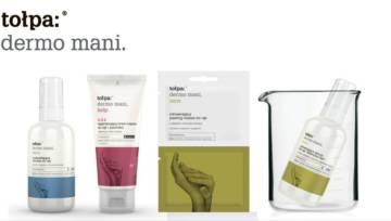 Tołpa: Dermo mani – pielęgnacja wrażliwej skóry dłoni