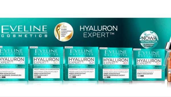 Dlaczego wybrać linię Hyaluron Expert™ firmy Eveline Cosmetics? Radzi specjalista dermatolog