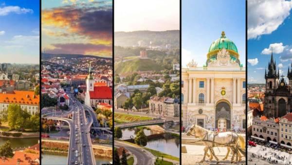 6 propozycji na weekendowe wycieczki czyli City Break