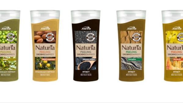 Nowość: ekologiczne peelingi do ciała Naturia – gwarancja gładkiej i zdrowej skóry na wiosnę!