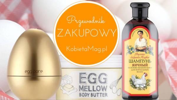Redakcyjny przegląd: Kosmetyki z jajkami w składzie
