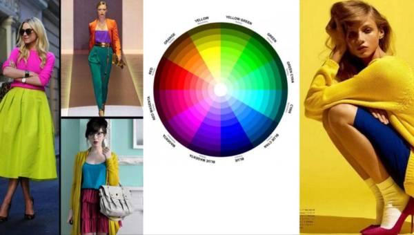 Łączenie kolorów w stylizacjach – jak robić to modnie i z klasą?