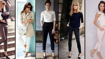 Jak nosić cygaretki – ulubione spodnie Audrey Hepburn i Sophii Loren?
