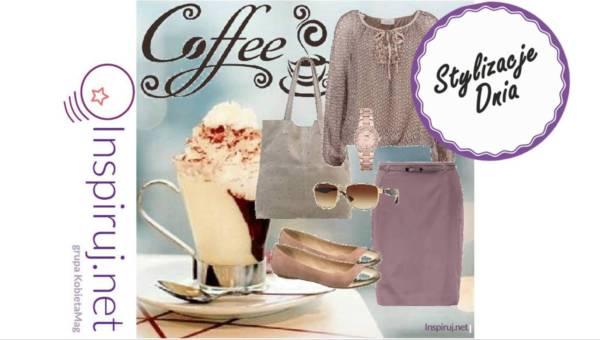 Stylizacje dnia z Inspiruj.net – Weekendowo: Kawa z przyjaciółką
