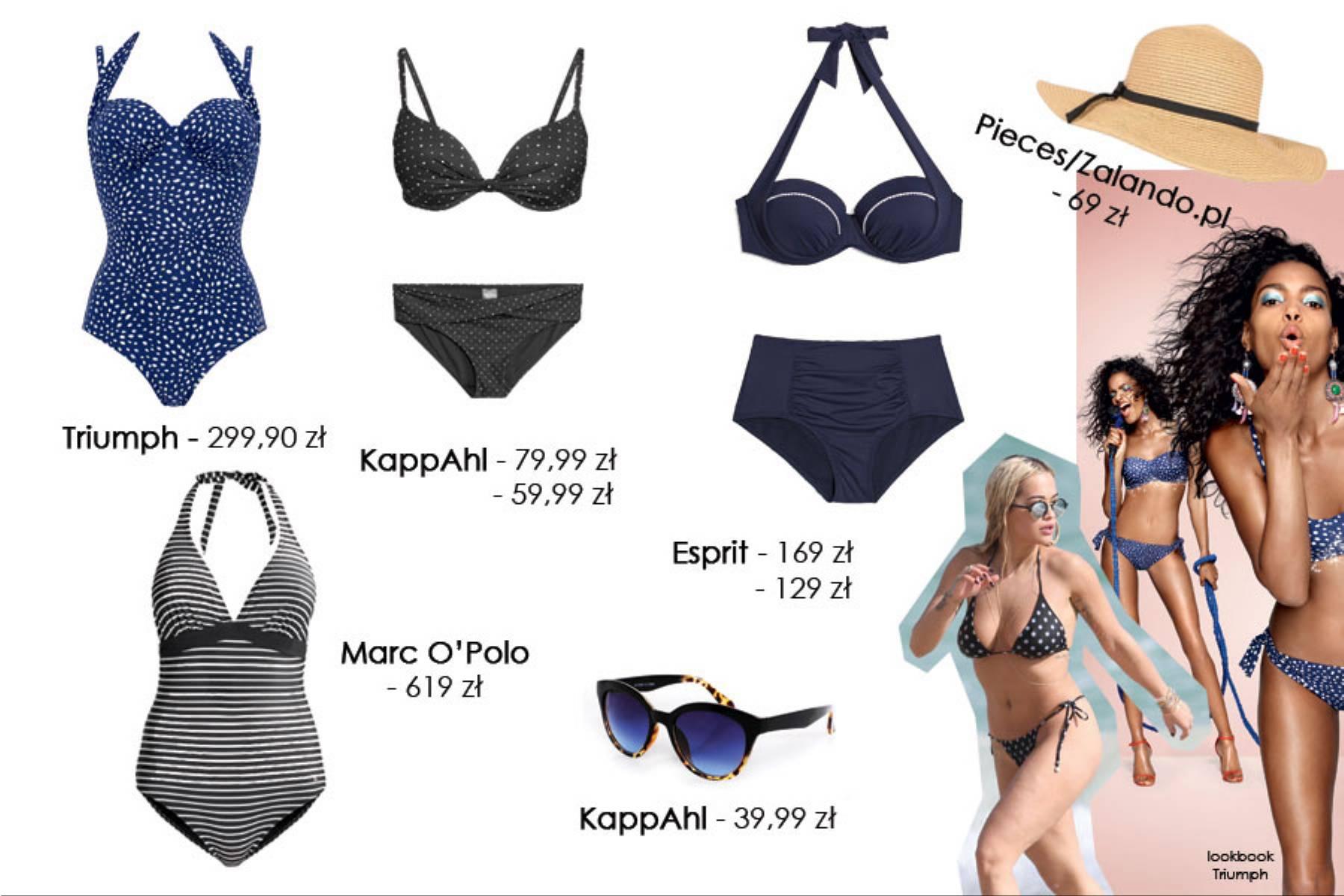 67831f9fc2d709 Kostiumy kąpielowe lato 2017 - pierwsza przymiarka - KobietaMag.pl