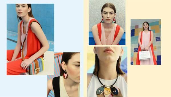 Parfois – LA PISCINE kolekcja akcesoriów idealna na lato