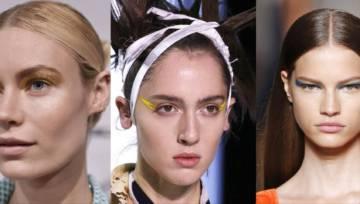 Modny makijaż oczu jak z pokazów mody – wypróbuj kolorowe konturówki i cienie BELL