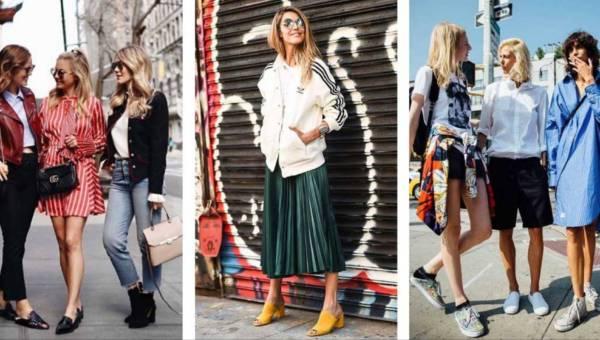 Trendy wiosna/lato 2017 – modne buty: mule, klapki czy wiązane wokół kostki?