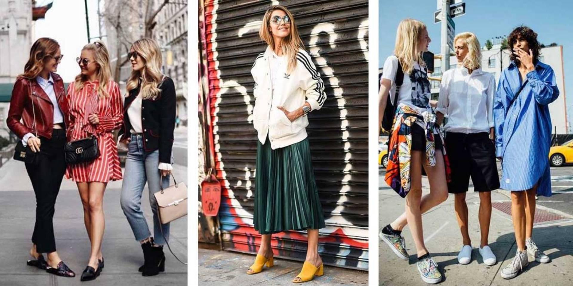 Trendy wiosnalato 2017 modne buty: mule, klapki czy