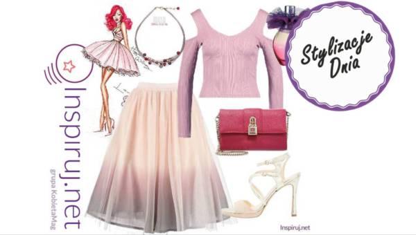 Stylizacje dnia z Inspiruj.net – Ombre w modzie: elegancko lub sportowo