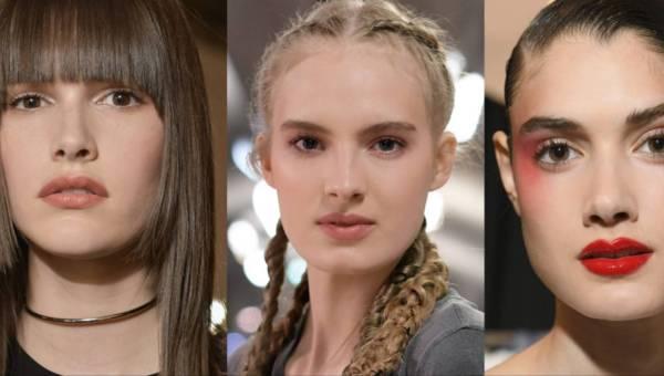 Modny makijaż wiosna 2017 – Zoom na twarz