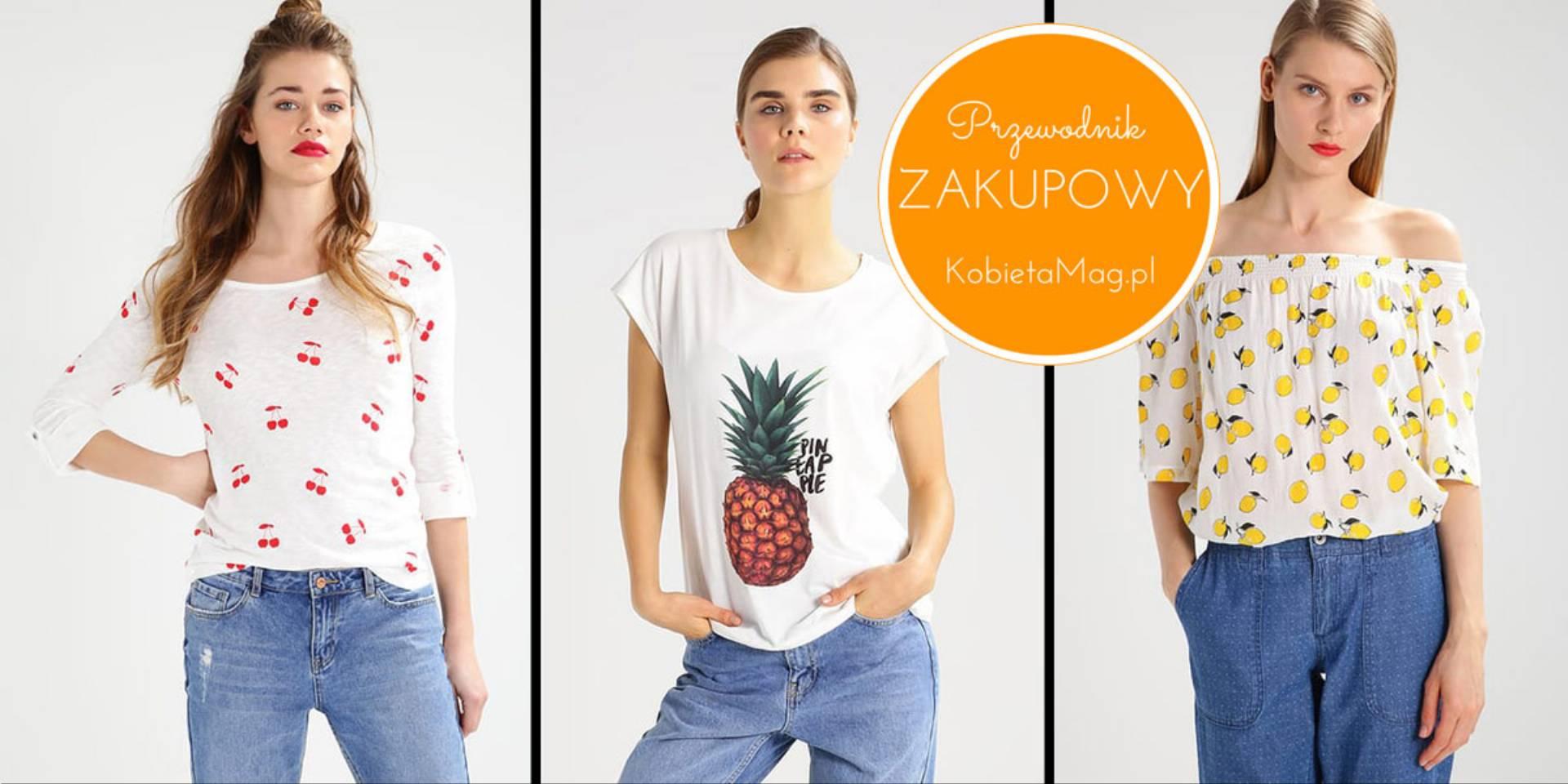 print z owocami