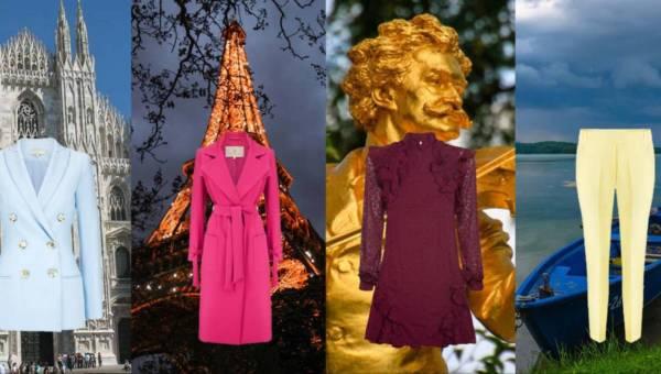 Stylowa majówka – cztery miasta, cztery wyjątkowe stylizacje!