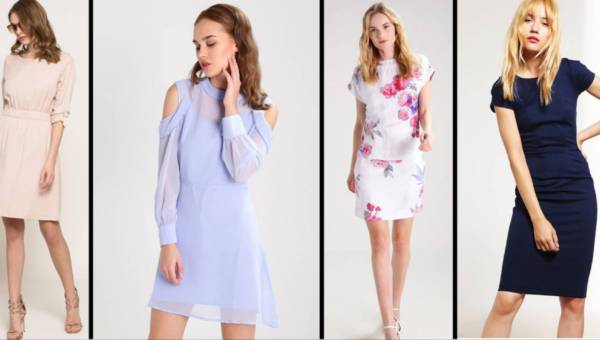 Przewodnik zakupowy: najładniejsze sukienki na komunię dla mamy (lub gościa)