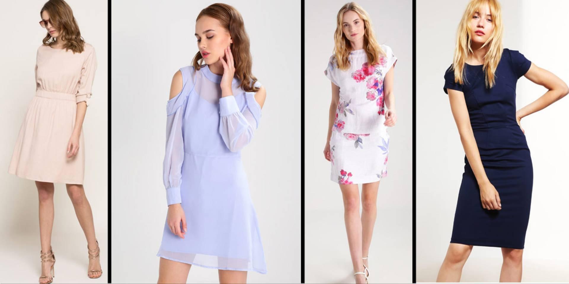 0a1c828a24 Przewodnik zakupowy  najładniejsze sukienki na komunię dla mamy (lub ...