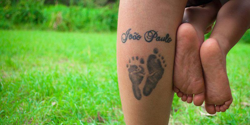 Tatuaż Na Cześć Dziecka Najlepsze Pomysły I Inspiracje