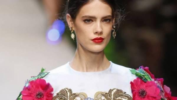 Dolce & Gabbana: pokaz mody wiosna i lato 2011