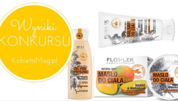 """Wyniki konkursu """"Pachnąca wiosna z kosmetykami Natural Body marki FLOSLEK Laboratorium"""""""