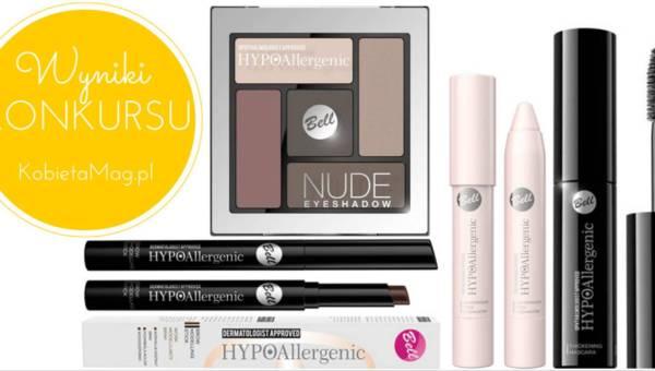 Wyniki konkursu: Modny makijaż na wiosnę z Bell Hypoallergenic. Odsłona nr 3 – Zoom na oczy