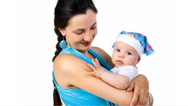 Chusta dla niemowlaka – dlaczego warto?